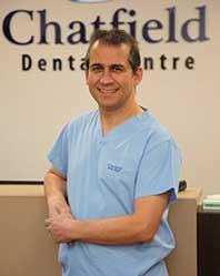 Dr. Pakan Mazaheri – <span>Principal Dentist</span>
