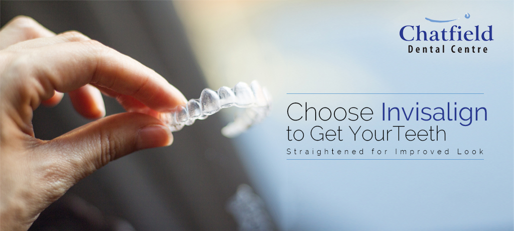 Choose Invisalign to Get Your Teeth Straightened for Improved Look