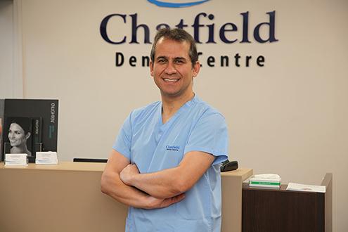 Dr. Pakan Mazaheri – Principal Dentist