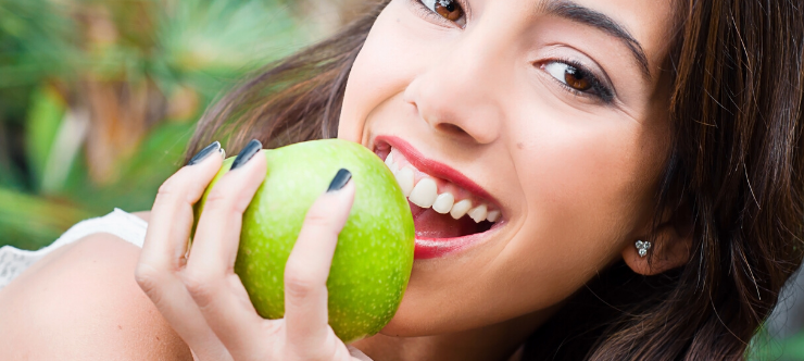 Foods to Eat after Teeth whitening